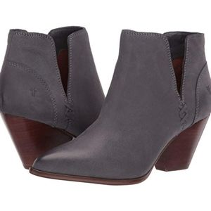 NWOT - FRYE REINA CUT OUT BOOTIE